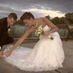 Esküvő Balatonőszödön
