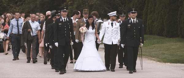 Fanni és Andris Esküvői Videofilm