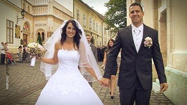 Esküvő A Bazilikában