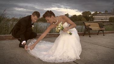 Esküvői videó Balatonőszöd