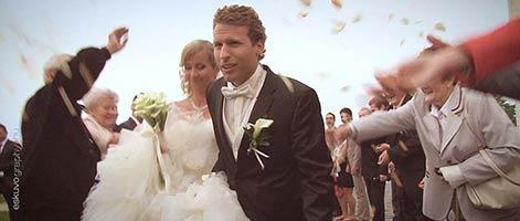 esküvő a Tihanyi Apátság, Club Tihanyban Esküvői videofilm