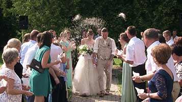 Esküvő Highlights